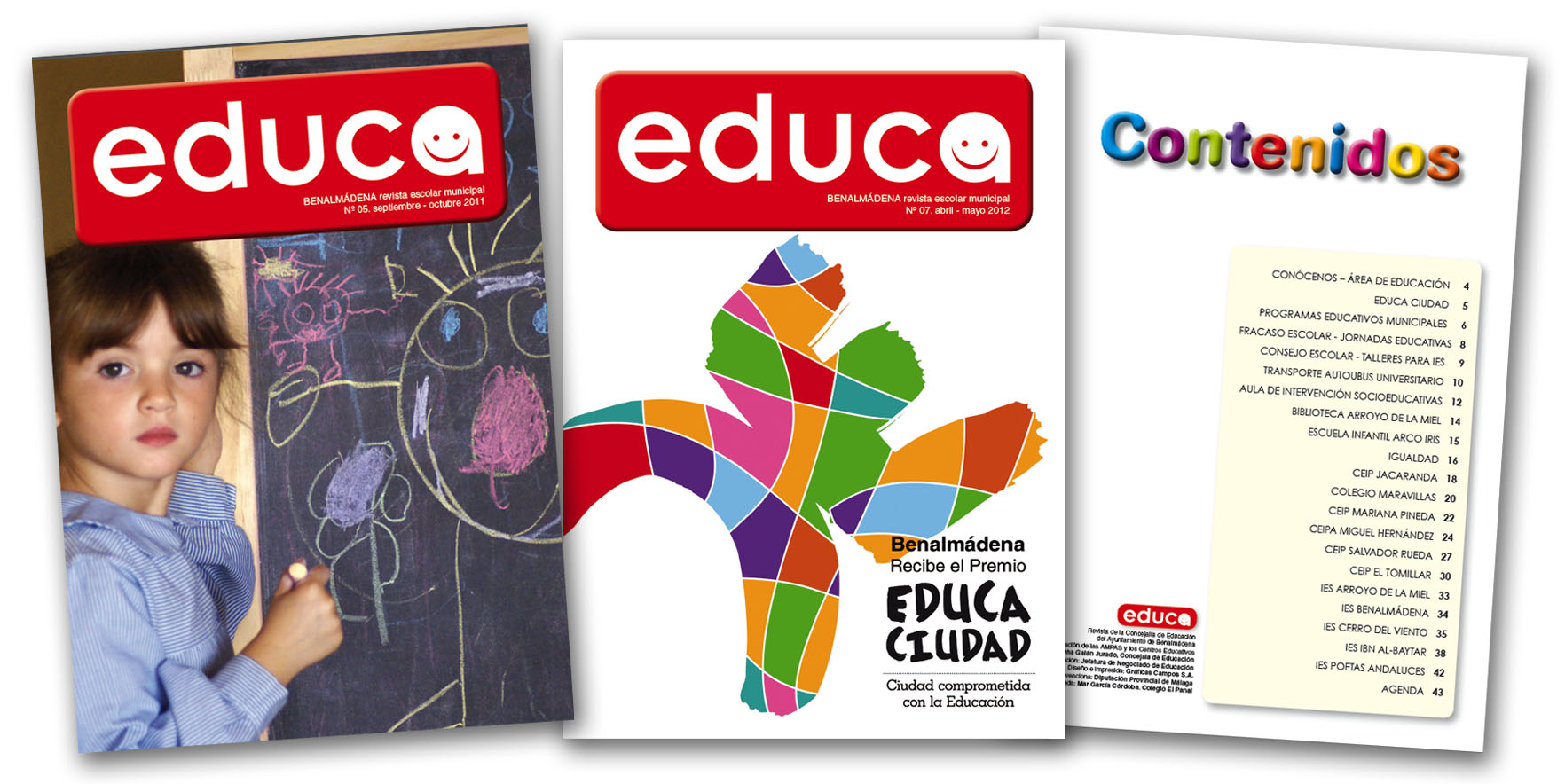 Revistas imprenta gráficas Activa3